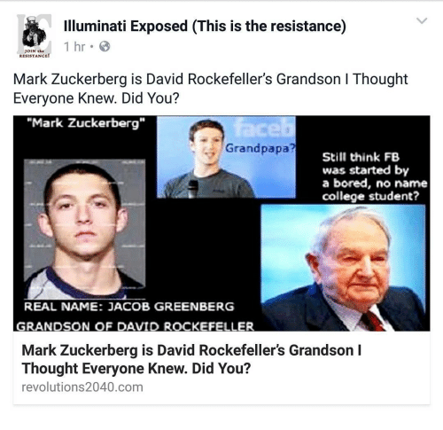 Illuminati Exposed This Is the Resistance 1 Hr B JOIN the RESISTANCE