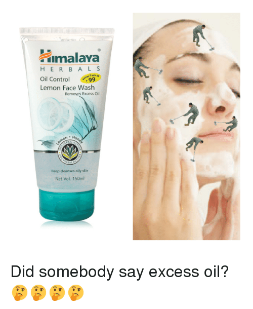 İlmalaa HER B AL S Pack a Oil Control 99 Lemon Face Wash Removes