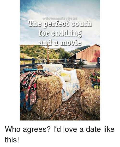cuddle couch dating