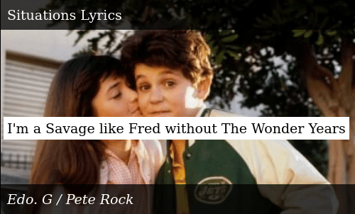 I'm a Savage Like Fred Without the Wonder Years | Donald Trump Meme