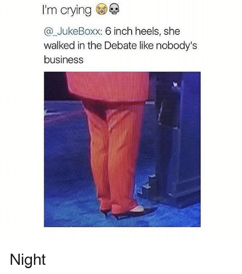 Crying Tumblr And Business Im Crying Jukeboxx 6 Inch Heels