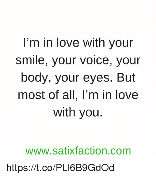 body with in love your