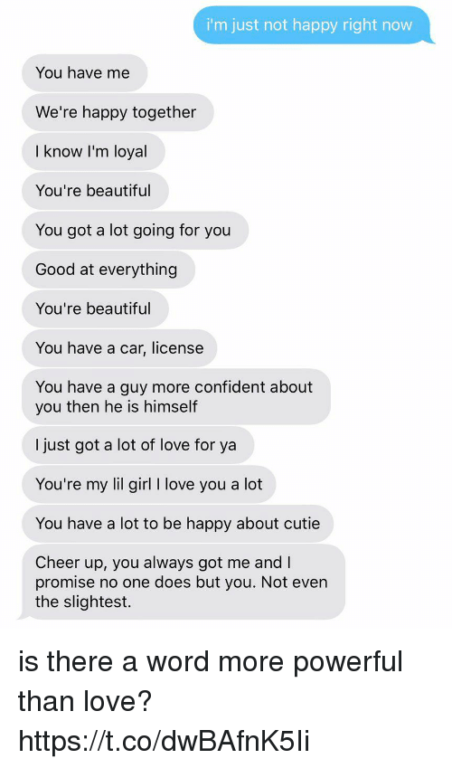 How to cheer up a girl you like