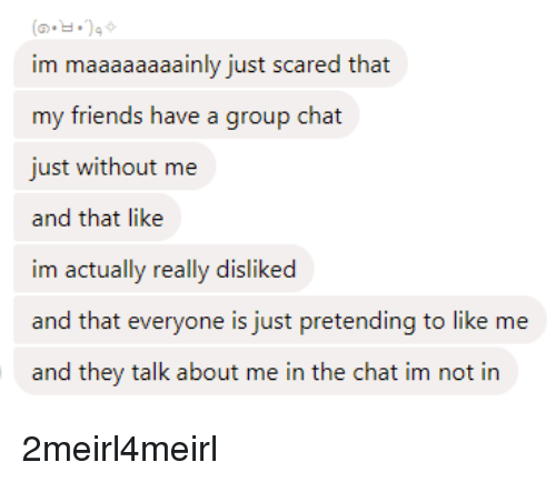 just friends chat