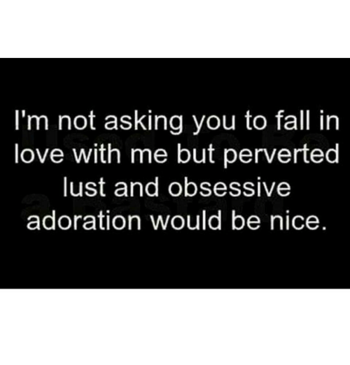 be nice with me
