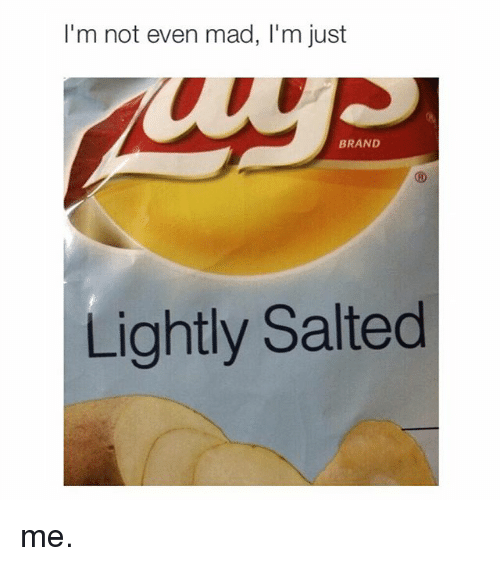 Lightly Salted