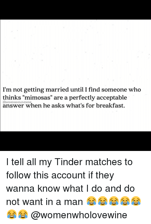 Tinder not finding anyone