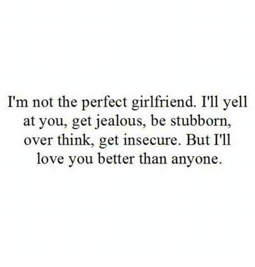 what is the perfect girlfriend