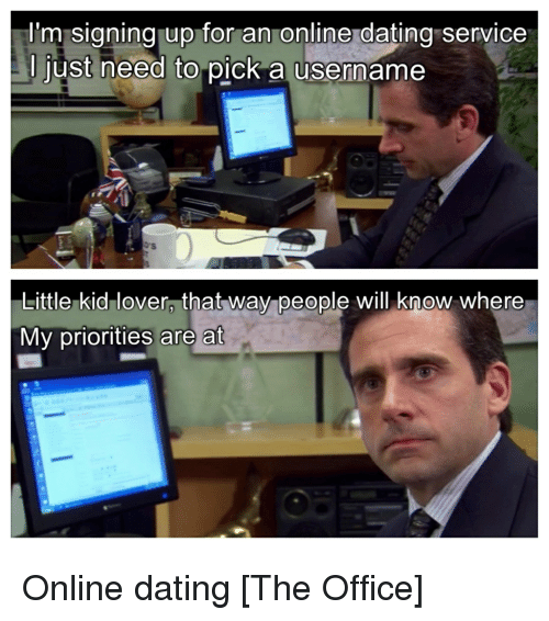 the office internet dating