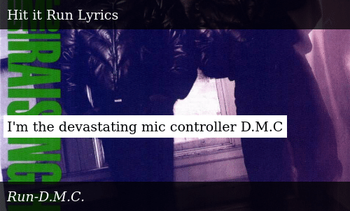 I'm the Devastating Mic Controller DMC | Donald Trump Meme on ME ME