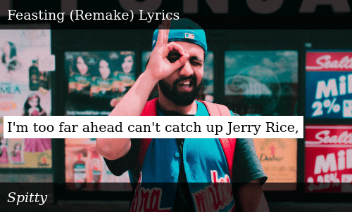 Im Too Far Ahead Cant Catch Up Jerry Rice Meme On Meme