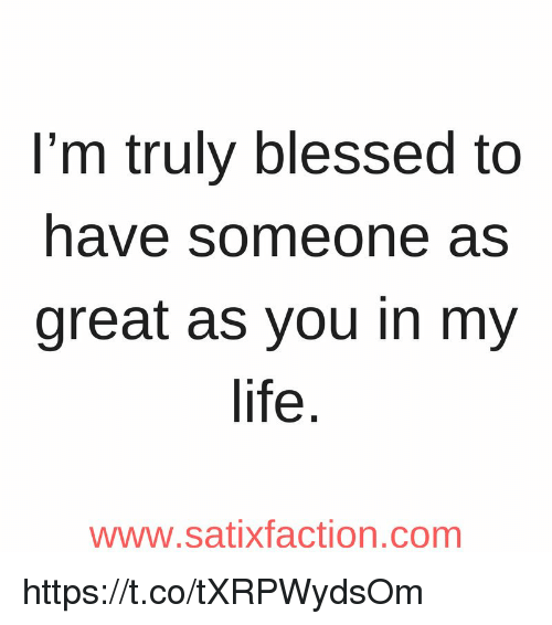 I Am Blessed To Have You Blessed to Have You - ...