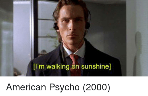 Good Morning Zaddy : Best memes about walking on sunshine