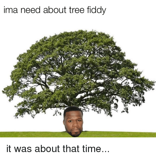 Reddit, Time, and Tree: ima need about tree fiddy