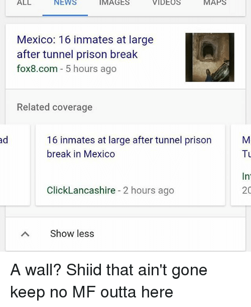 Funny We Need to Build a Wall Memes of 2017 on meme – Mapsmexico