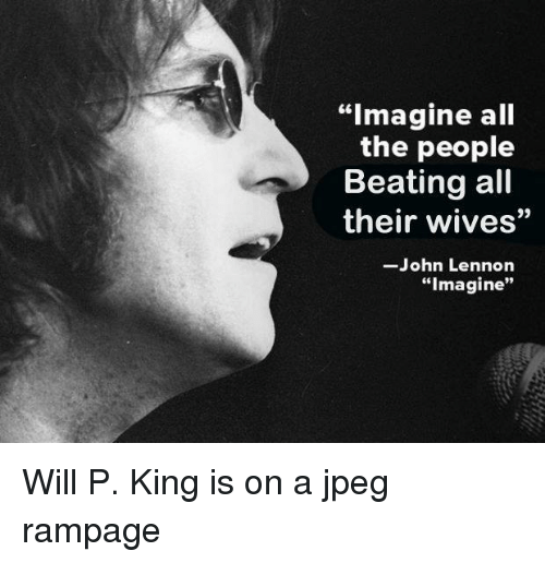 John Lennon Beats And Dank Memes Imagine All The People Beating