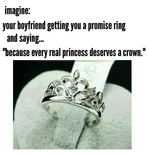 Promise Give Can Boyfriend You Your Ring A