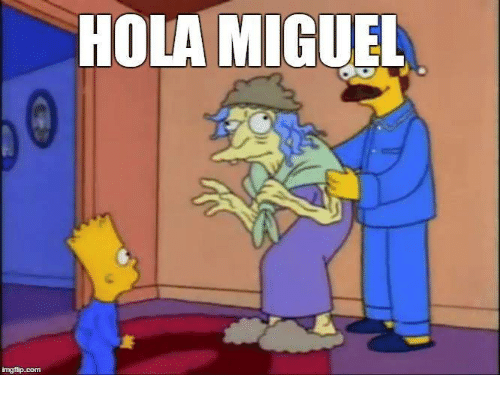 imgfip com hola miguel 10275878 imgfipcom hola miguel meme on me me