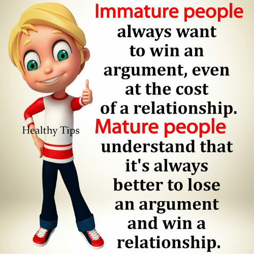 For Immature People by howard - Meme Center  Immature People Meme