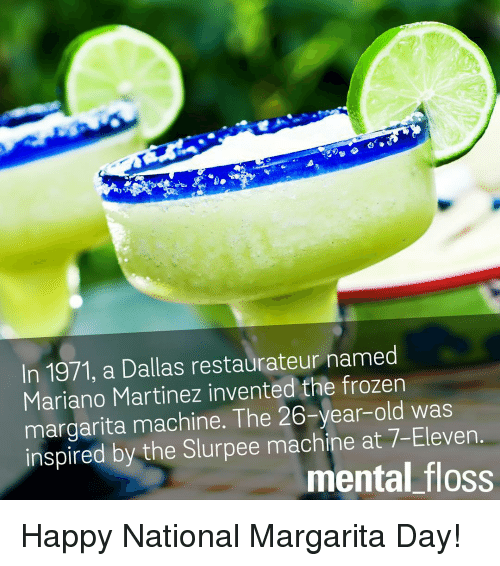 25+ Best Memes About National Margarita Day