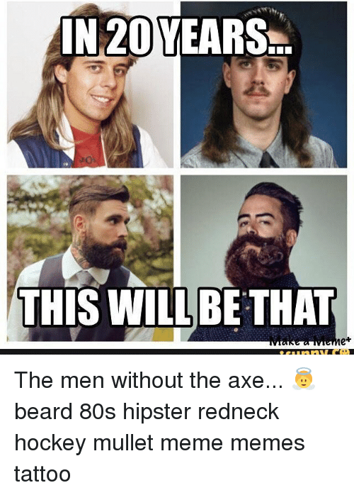 Beard and tattoos meme - photo#33