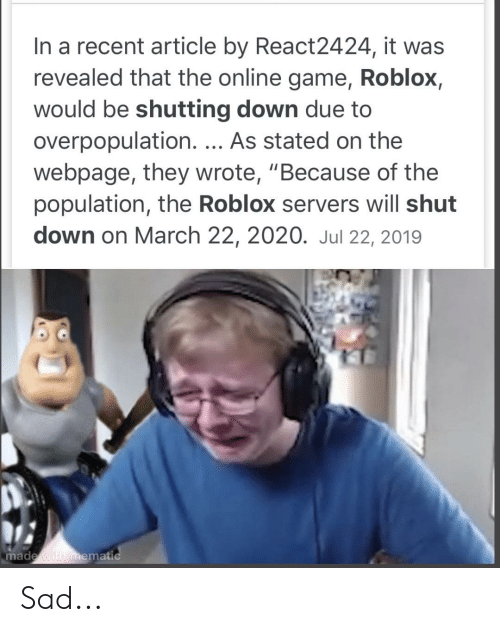 In A Recent Article By React2424 It Was Revealed That The Online