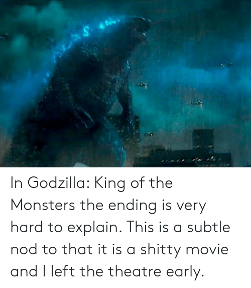 In Godzilla King of the Monsters the Ending Is Very Hard to Explain