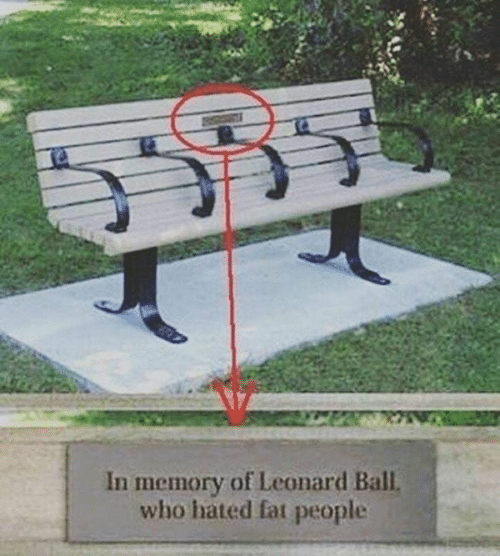 Dank, Fat, and 🤖: In memory of Leonard Ball  who hated fat people
