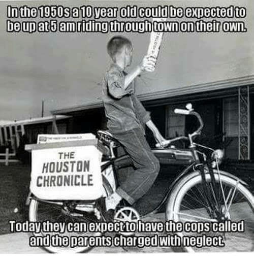 in the 1950s a 10 year old could be expected 21440418 ✅ 25 best memes about 1950s 1950s memes