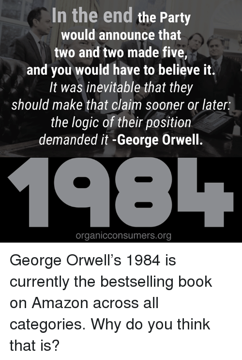 Nineteen Eighty Four  Penguin Modern Classics   Amazon de  George     Pinterest Amazon com        German Edition                   George Orwell  Books