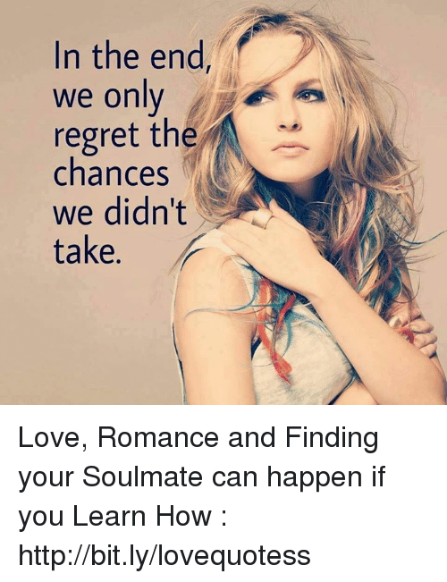 end of soulmate