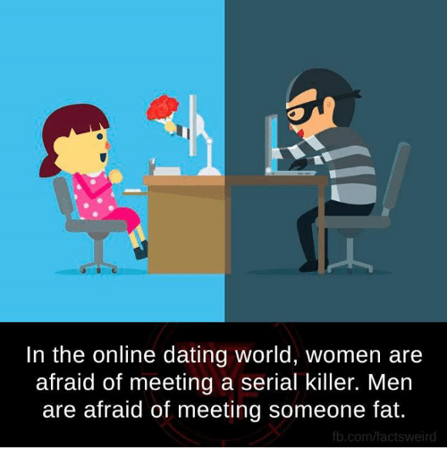 how long before meeting someone online dating