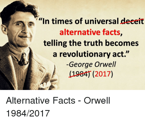 """Image result for """"alternative facts."""""""