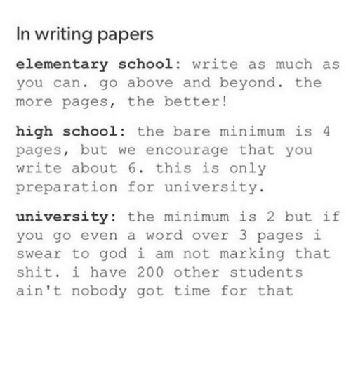 elementary school writing paper