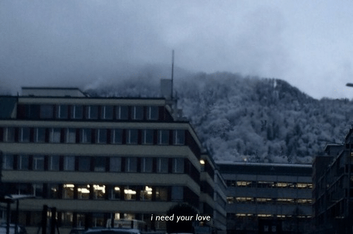 Love, Your Love, and Your: ineed your love