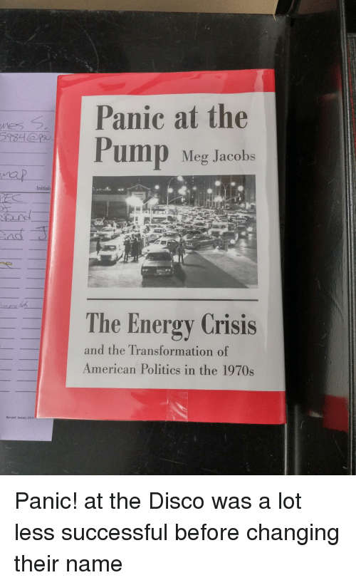Booked: How the 1970s Energy Crisis Changed American Politics