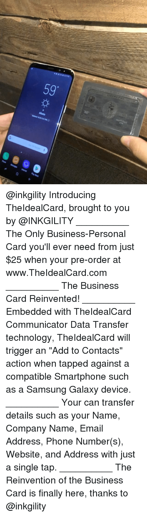 Introducing theidealcard brought to you by the only business memes phone and business inkgility introducing theidealcard brought to you by colourmoves
