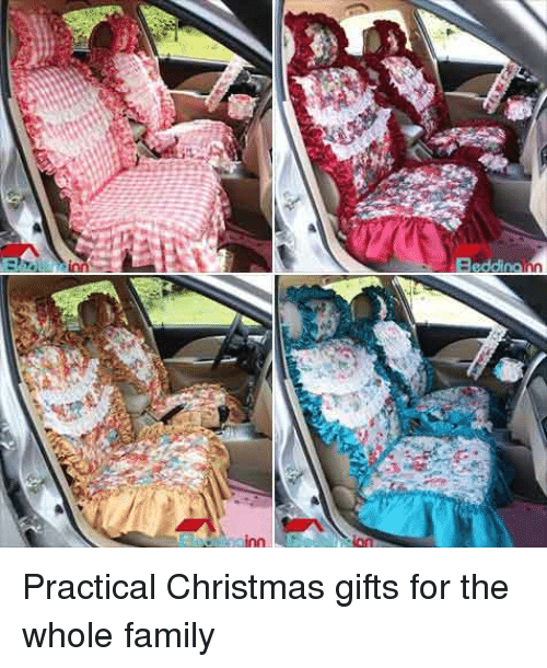 Inn Practical Christmas Gifts for the Whole Family | Christmas Meme ...
