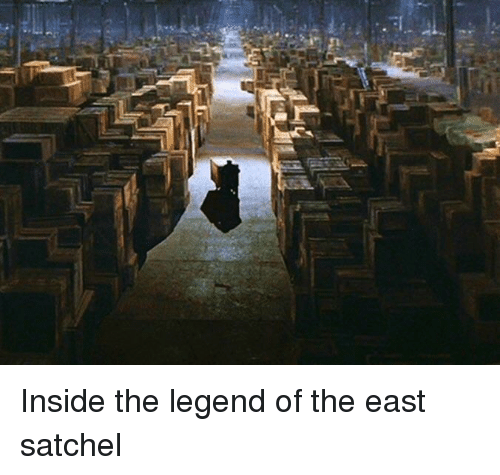 legends of the east satchel