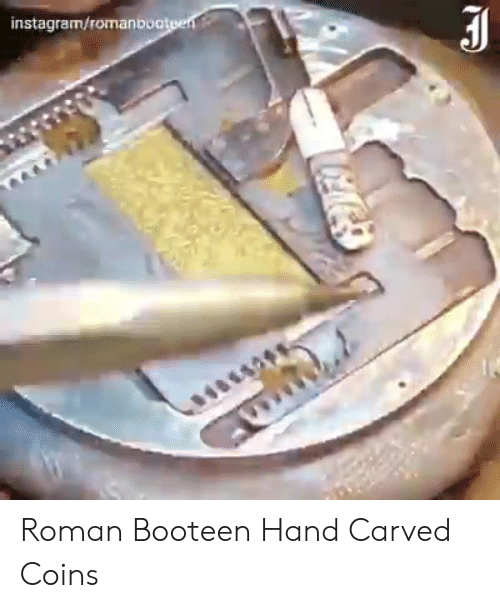 ROMAN BOOTEEN COIN - VIDEO ROMANBOOTEEN These COINS Are