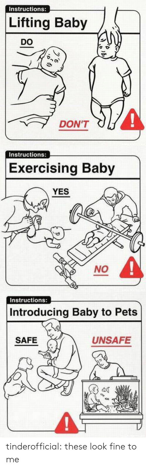 Instructions Lifting Baby Do 4 Don T Instructions Exercising Baby