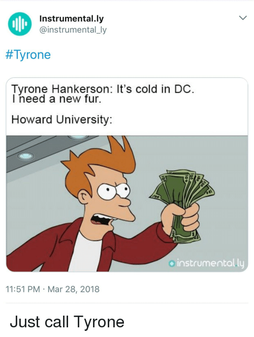Tyrone Hankerson
