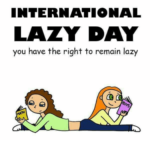Image result for lazy day funny