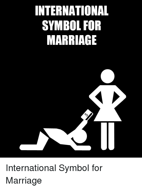International Symbol For Marriage International Symbol For Marriage