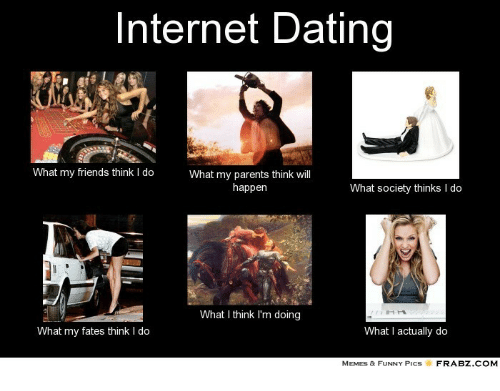 Funny internet dating