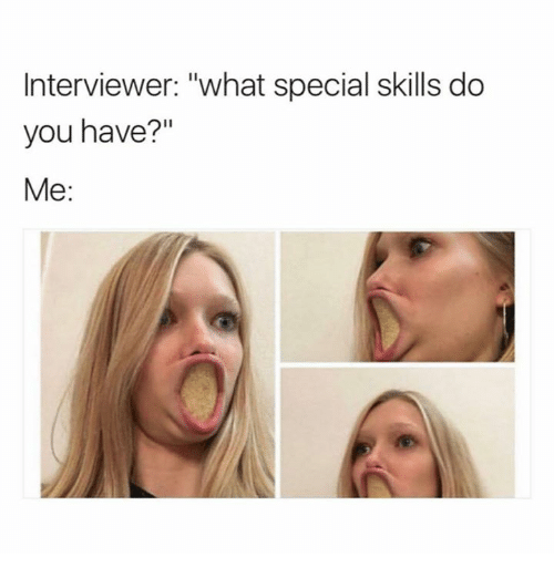 what skills do i have