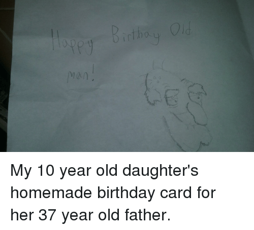 Birthday Funny And Old Intho
