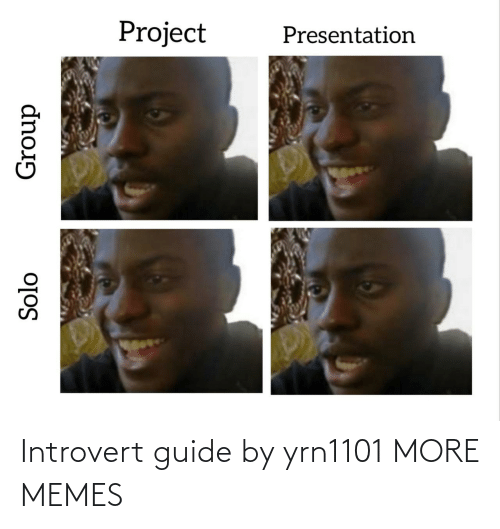 Dank, Introvert, and Memes: Introvert guide by yrn1101 MORE MEMES