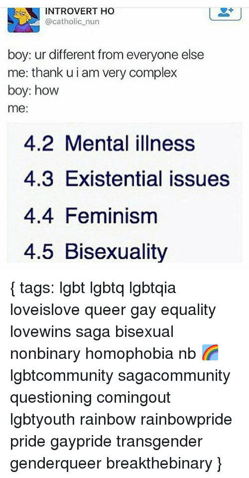 Different bisexuality
