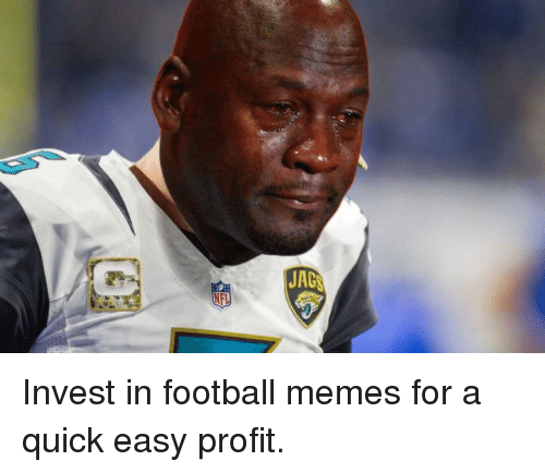 Football, Memes, and Invest